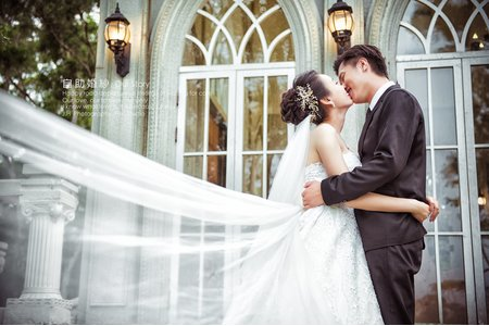 自助婚紗 ▇ Pre - Wedding ▇