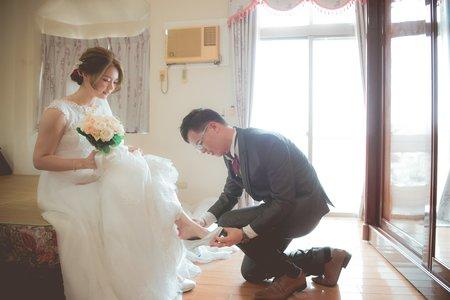婚禮記錄 世塏 ❤ 怡姍  北海岸婚宴會館