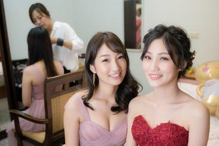 婚禮記錄|嘉興 ❤ 雅柔 新高乙鮮婚宴會館