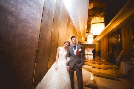 婚禮記錄|玄儒 ❤ 慧婷 鉑宴會館