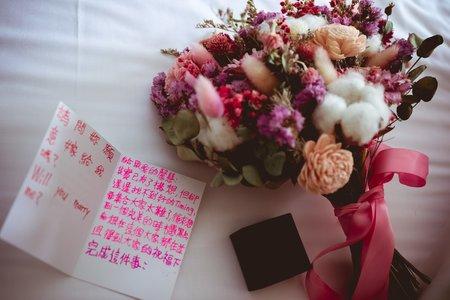 婚禮記錄|堯呈 ❤ 馨慧 小原餐廳
