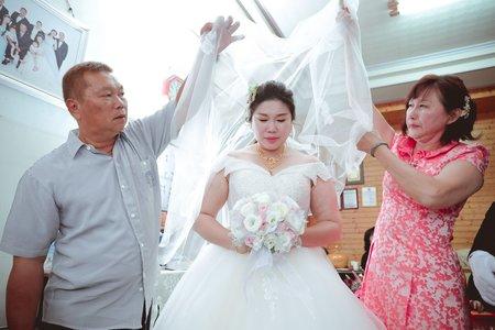 婚禮記錄|陽崇 ❤ 玉婷  埔里三樂餐廳