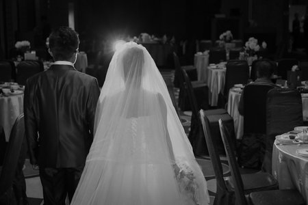 婚禮記錄|建皓 ❤ 芸庭    海港城國際宴會廳