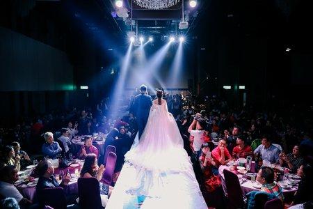 婚禮記錄|真益 ❤ 巧伶  海港城國際宴會廳
