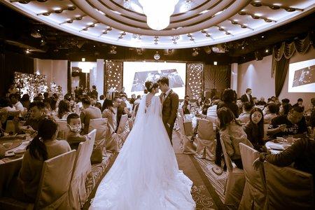 婚禮記錄|文俊 ❤ 湲婷  鉑宴會館