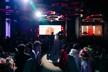 婚禮記錄|政佑 ❤ 利利  北海岸海鮮婚宴會館