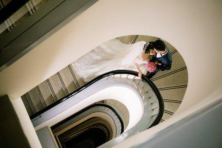 婚禮記錄|Felix❤ Hannah  晶華麗晶集團(台北晶華酒店)