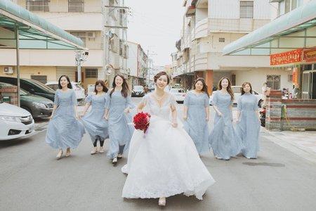 婚禮紀錄|長逸❤ 婉萍 大雅陶醴春風婚宴會館