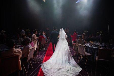 婚禮紀錄|守銘❤ 宜姵  台北凱達大飯店