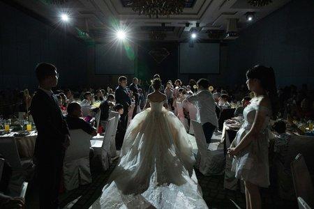 婚禮紀錄|志龍❤ 媛暄 新竹喜來登大飯店