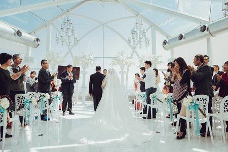 婚禮紀錄|行志 ❤ 恩佳  球愛物語婚宴會館