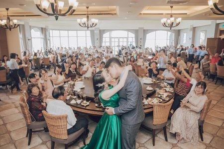 婚禮紀錄|富閔 ❤ 李娃 南峰高爾夫球場