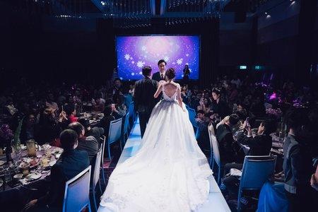 婚禮紀錄|弘益 ❤ 郁善 新莊典華婚宴廣場