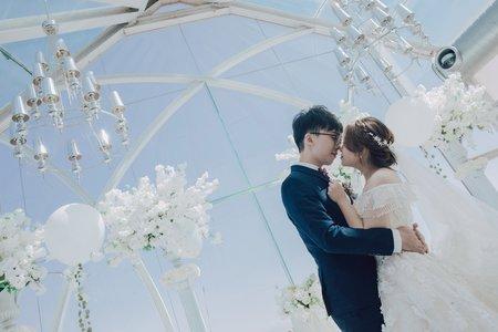 婚禮紀錄|健群 ❤ 沐芸  球愛物語景觀婚禮會館