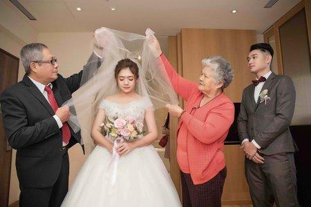 婚禮紀錄|晉宇❤ 于娟 兆品酒店嘉義館