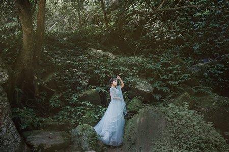Pre-Wedding Girl's Fairy
