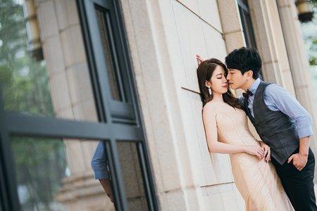 婚禮紀錄|培宇 ❤ 王晴 福容大飯店