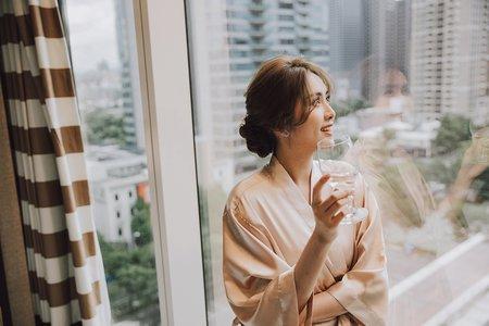 婚禮紀錄|銘修 ❤ 筱雯 林酒店