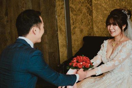 婚禮紀錄|君偉 ❤ 會欣 君品酒店