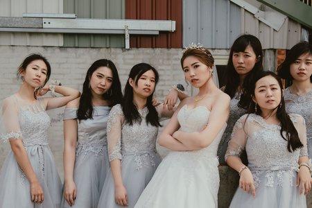 婚禮紀錄|家禾 ❤ 茱麟 東達極品美饌