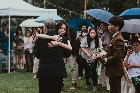 婚禮紀錄|培宇 ❤ 王晴 戶外婚禮(探索迷宮)