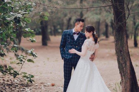 浪漫清新 / 美式個性 / 自然甜美 / 客製化婚紗