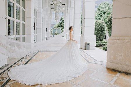 婚禮紀錄 銘修 ❤ 筱雯 林酒店