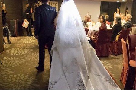 婚禮記錄-華國大飯店結婚晚宴
