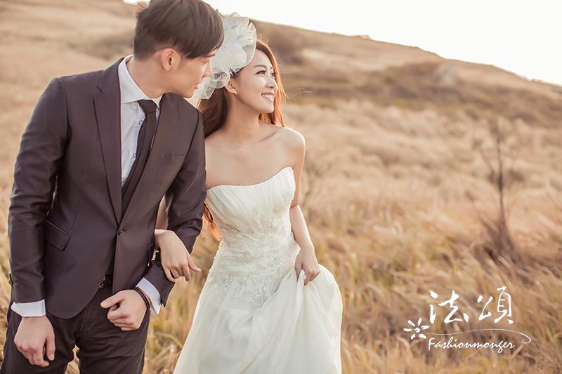 法頌婚紗 婚禮服務 禮服租借 法頌旅拍