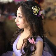 新秘靖旻jing-宜蘭台北新娘秘書!
