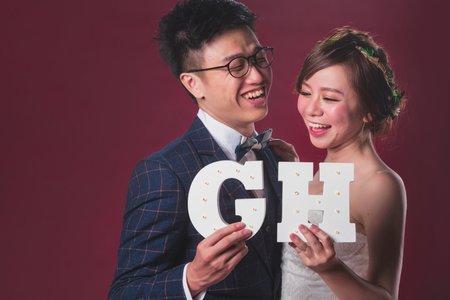 G&H wedding's photo