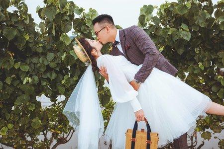俏皮復古 wedding's photo
