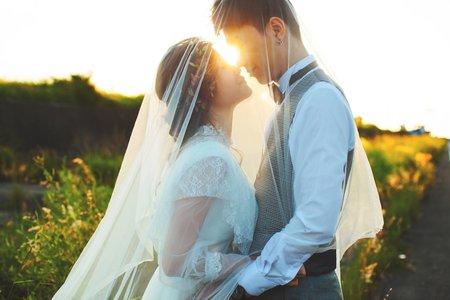 浪漫唯美   wedding photo