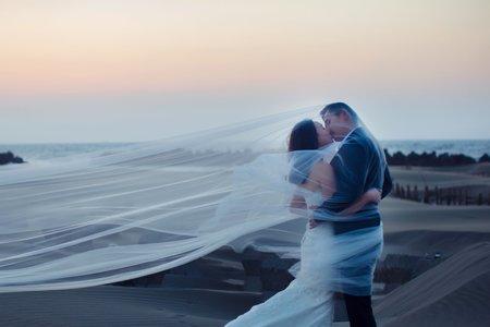 甜蜜浪漫   wedding photo