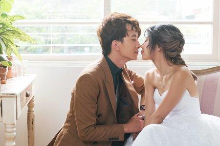 清新簡約   wedding photo