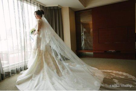 訂結喜宴 晶華酒店 Eric Lai攝影工作室