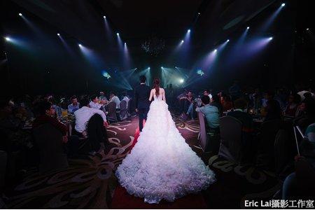 結婚喜宴 新店彭園 雙機拍攝