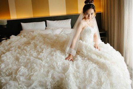結婚喜宴 新店彭園 雙機拍攝 Eric Lai攝影工作室