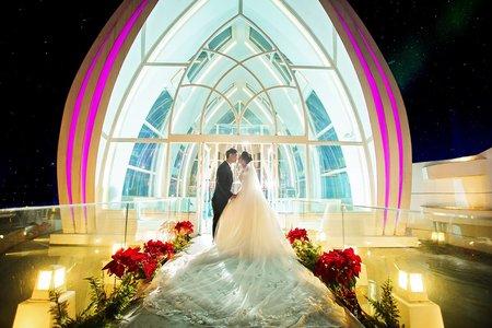婚禮攝影  景美星靚點花園餐廳 雙攝+雙錄