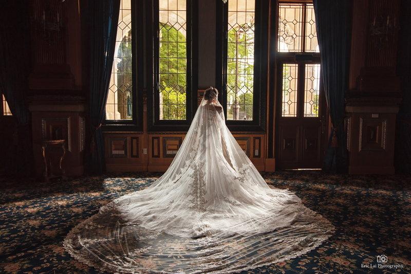 老英格蘭婚紗方案作品