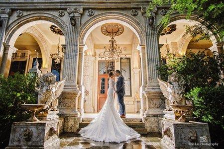 老英格蘭婚紗  Eric Lai Photography婚禮婚紗攝影團隊