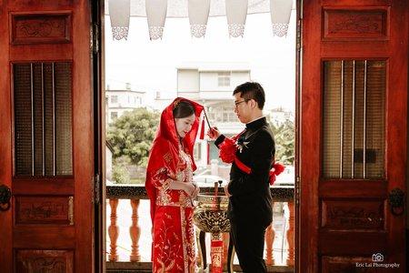 婚禮攝影 儀式+午宴  Eric Lai Photography婚禮婚紗攝影團隊