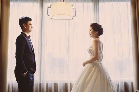 婚禮攝影 雙儀式+晚宴 遠企飯店