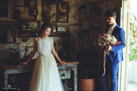 自助婚紗  Eric Lai Studio婚紗婚禮攝影團隊