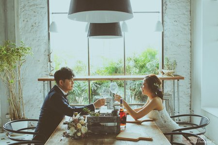 攝影棚Wedding Party 美式婚禮婚紗