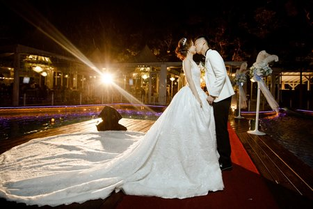 青青池畔婚禮  Eric Lai Studio婚紗婚禮攝影團隊