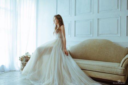 Rococo&Lace聯合婚紗方案