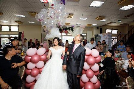 空飄頭紗  Eric Lai Studio婚紗婚禮攝影團隊
