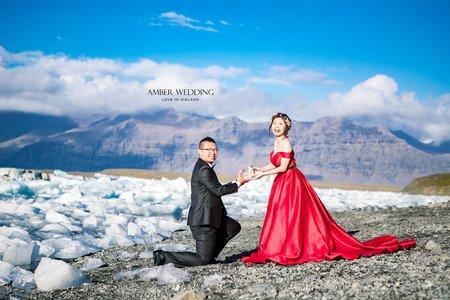 冰島海外婚紗攝影