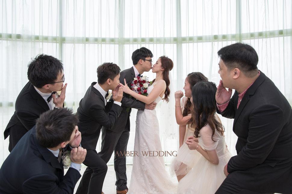 BB4I4346 - AMBER WEDDING 工作室《結婚吧》